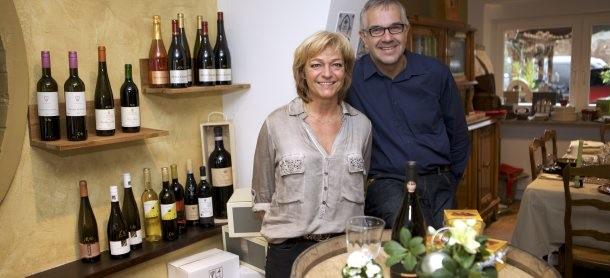 Wein und Leben